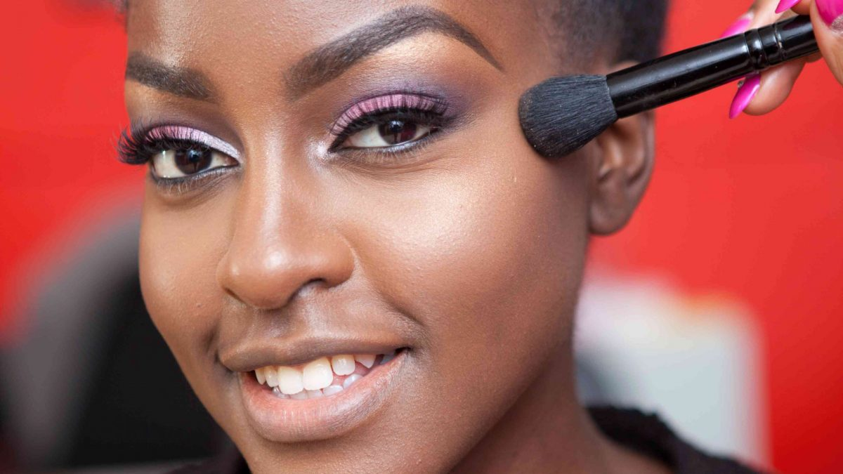 Perfect Wedding Make Up For Black Women 2018 Archives Latest African